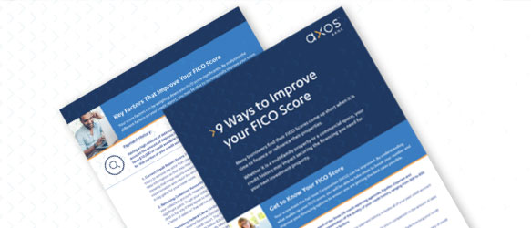 A guide on how to improve your FICO score